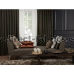 Luxe Flame Retardant Curtain Fabric Room Shot