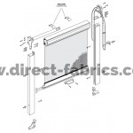 Fly Screen Components Simple Installation