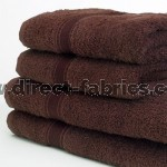 Chocolate Towels
