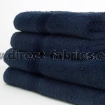 Navy Towels
