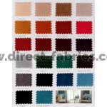 Regency Velvet Flame Retardant Stage Colour Card 1