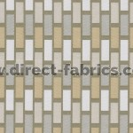 Plaza 837 Stone Fire Resistant Fabric