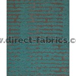 Rhythm Azure FR Fabric