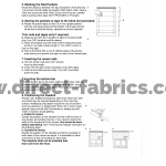 How to Manufacture Roman Blinds 2