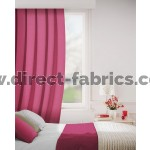 Sheffield in Claret Flame Retardant Curtain