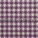 Stella 681 Mulberry Linen Fire Resistant Fabric