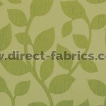 Suburbia 226 Lime Fire Resistant Fabric