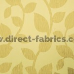 Suburbia 300 Gold Fire Resistant Fabric