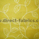 Swing 300 Gold Fire Resistant Fabric