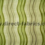 Twist 237 Lime Flax Curtains