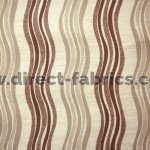 Twist 800 Beige Fire Resistant roman blinds