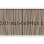 Venus Stage Curtains Brown