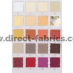 DF Venus Plain FR Roman Blinds Image 1