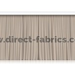Venus Stage Curtains Jute