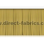 Venus Stage Curtains Tarragon