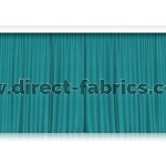 Venus Stage Curtains Teal