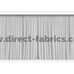 Venus Stage Curtains White