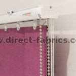 Made to Measure Vertical Blinds Chain Operated