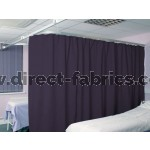Washable Cubicle Curtains Amethyst