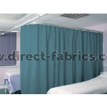 Washable Cubicle Curtains Denim