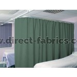Washable Cubicle Curtains Fern