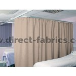 Washable Cubicle Curtains Jute