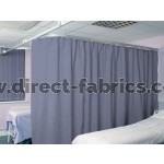 Washable Cubicle Curtains Lavander