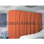 Washable Cubicle Curtains Melon