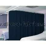 Washable Cubicle Curtains Royal
