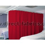 Washable Cubicle Curtains Scarlett