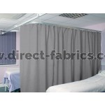 Washable Cubicle Curtains Storm