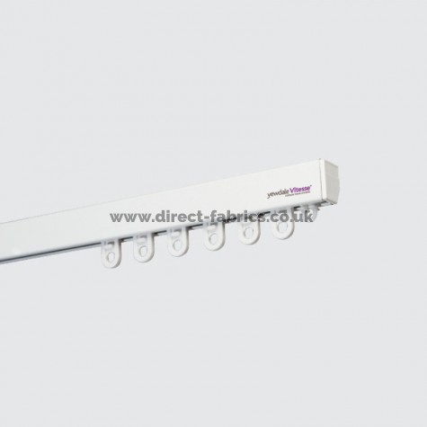 Heavy Duty Contract Hand Drawn Curtain Track