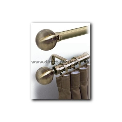 28mm  IDC Support  Antique Brass