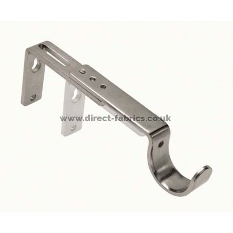 28mm Adjustable Support Satin Silver