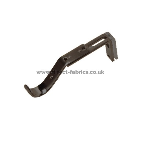 28mm Adjustable Passing Support Polished Graphite