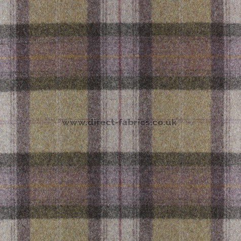 St Andrews Wool FR Fabric Moonstone