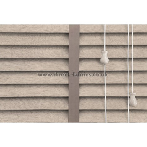 Venetian Blinds Wood Calico Stone Ladder Tape
