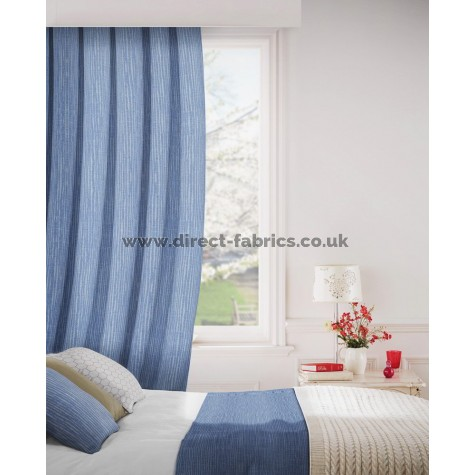 Breeze 104 Cobalt Curtains Room Shot Mock up