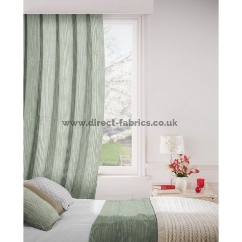 Breeze 233 Pistachio Curtains Room Shot Mock up