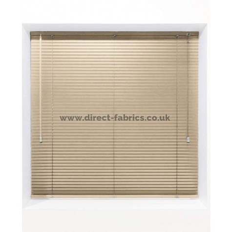 Buttermilk 25mm Metal Venetian Blind - Made to Measure
