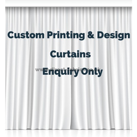 Bespoke Custom Designed Curtains
