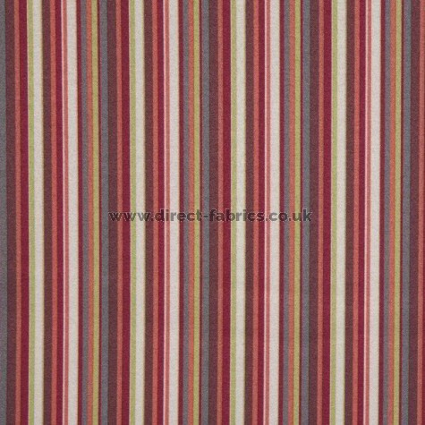 Dandy 488 Damson Oatmeal Fire Resistant roman blinds