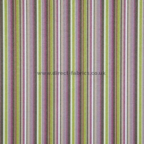 Dandy 663 Mauve Lime Fire Resistant roman blinds