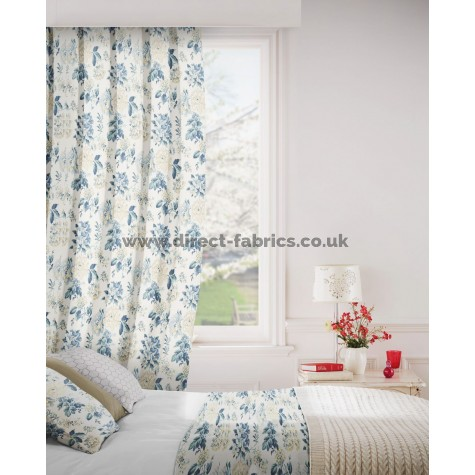 DF Alexandra Glacier Flame Retardant Curtains
