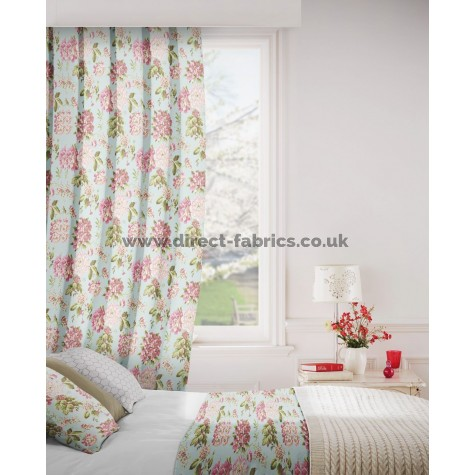 DF Alexandra Summer Flame Retardant Curtains