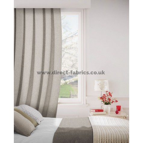 DF Nightingale Mushroom Flame Retardant Curtains