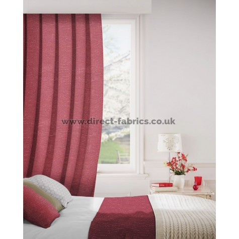 DF Viceroy Ruby Flame Retardant Curtains