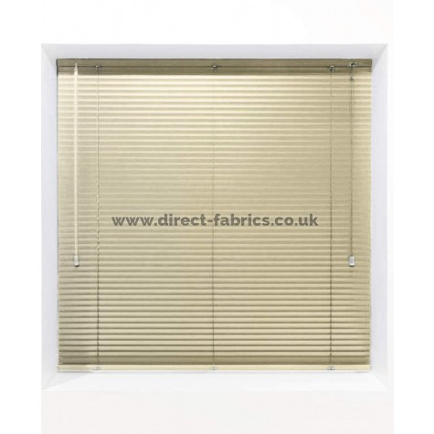 Lemon 25mm Metal Venetian Blind - Made to Measure