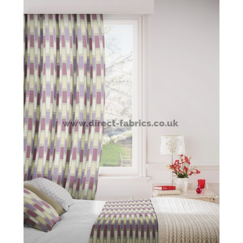 Plaza 745 Mink Purple Curtains Room Shot Mock Up