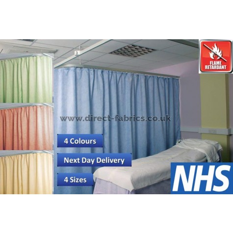 Ready Made Hospital Cubicle Curtains
